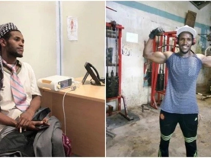 Vioja Mahakamani actor Wariah Bahali Yake excites Kenyans online with his amazing transformation