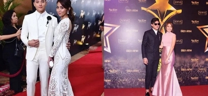 6 photos of KathNiel's most iconic red carpet looks
