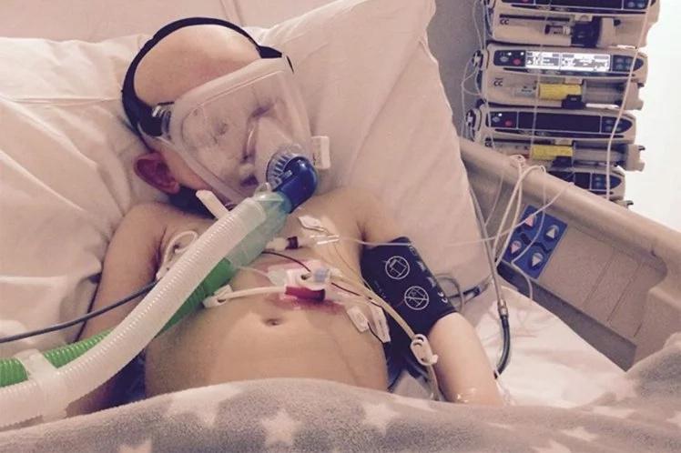 Madre detuvo donaciones porque su hijo no puede ser salvado