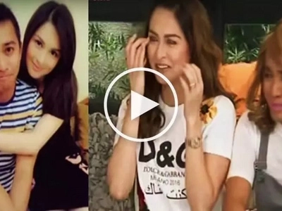 Emotional Marian Rivera cries while recalling friend Boobay's health scare