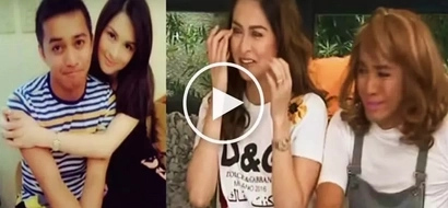 Tunay na kaibigan! Emotional Marian Rivera cries while talking about friend Boobay's health scare