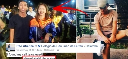 This Pinoy shocked his ex-girlfriend by fulfilling his promise to attend her graduation! What happened next will make you cry!