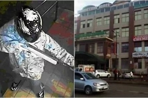 Armed gunmen storm Mountain Mall on Thika Road, details