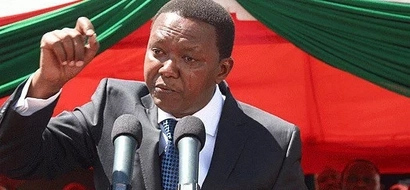 Machakos Governor And Deputy Governor Air Their Political 'Dirty Linen'