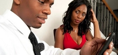 Ladies: Is your man online alot lately? We know where and why