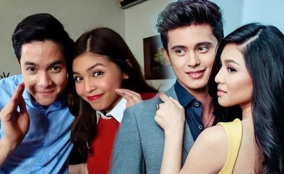 Americans decide between Aldub and Jadine