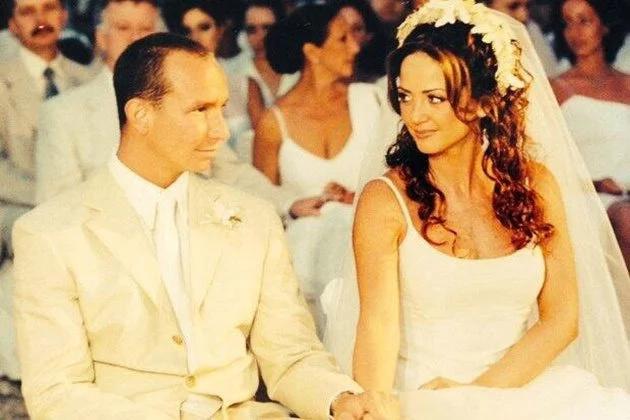 Andrea Legarreta no conoció a su esposo por casualidad