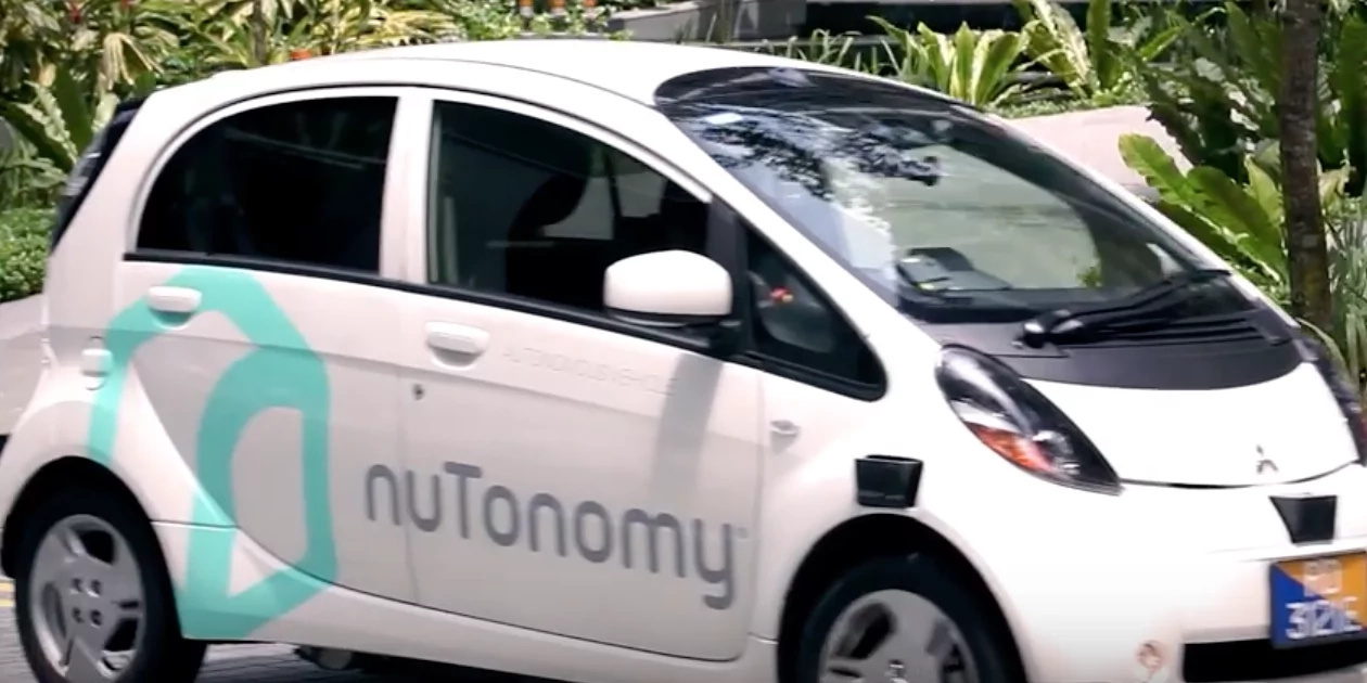 NuTonomy tests first driverless Taxi in Singapore