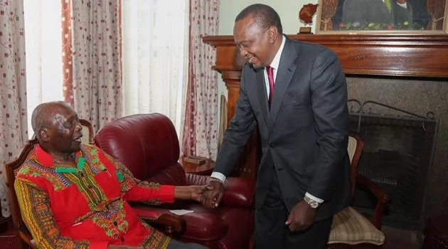 Uhuru's reward to Moi after KANU agreed to support his re-election