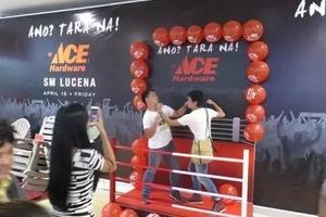 'Suntukan sa ACE Hardware' event update