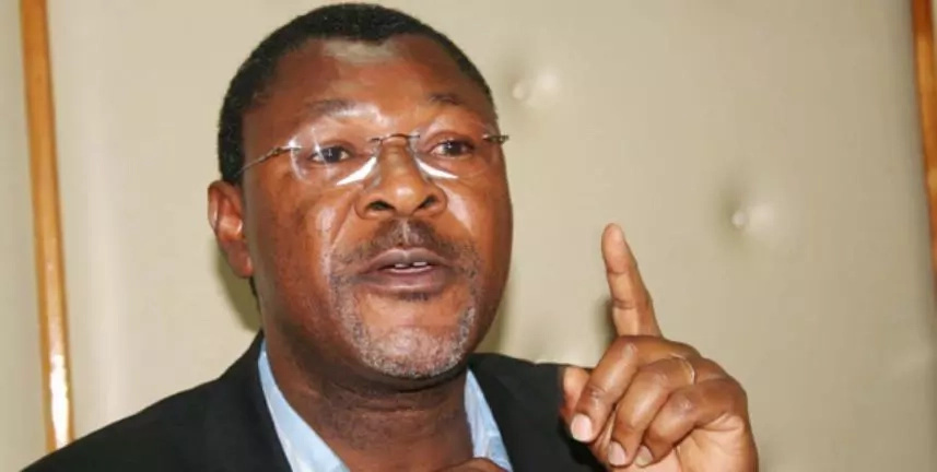 William Ruto's underage daughter has a government job- Moses Wetangula
