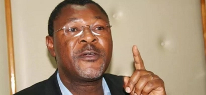How Wetangula asked for Uhuru Kenyatta's telephone number