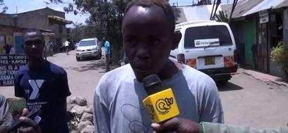One hit wonder, struggling Kayole artiste working as tout dies