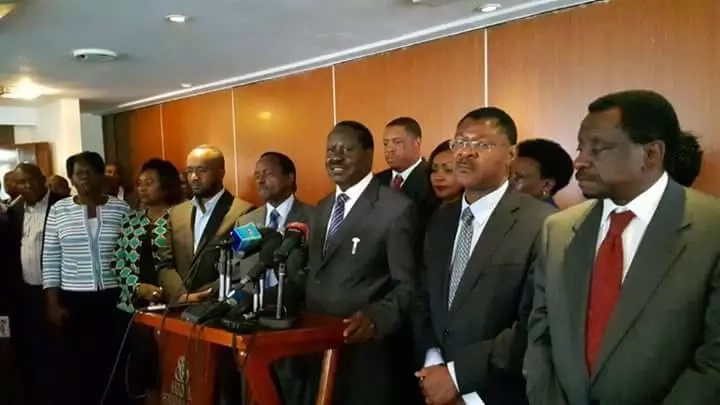 CORD to resume demos on Monday if MPs are not set free