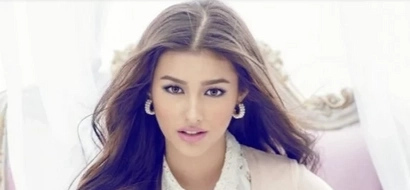 Liza on calling Enrique her best friend retorts,