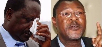Wetangula's bodyguard to be charged after scuffle at Supreme court