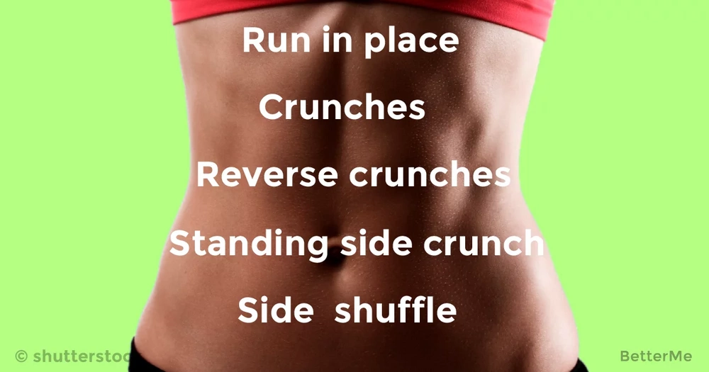 8 exercises that can help you sculpt abs