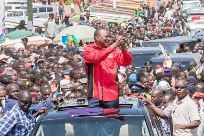 Kisumu man who sold land to campaign for Uhuru desperate to meet the president -elect