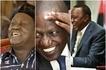 Aibu kwa wafuasi wa Uhuruto na Raila kupigana! Tazama picha hizi