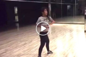 This Pinay shows off her jaw-dropping dancing skills as she slays with her super cool choreography