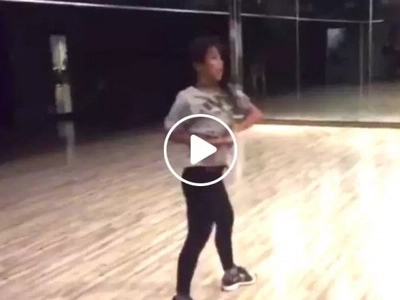 This Pinay shows off her jaw-dropping dancing skills as she slays on her super cool choreography