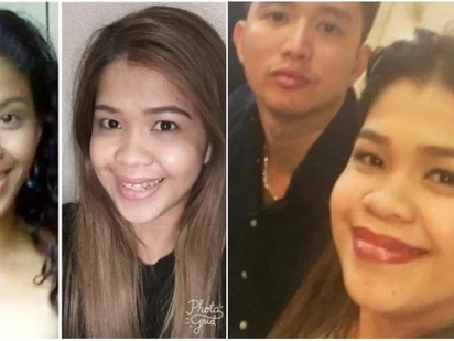 Take a look on Melai Cantivero's before and after photos!