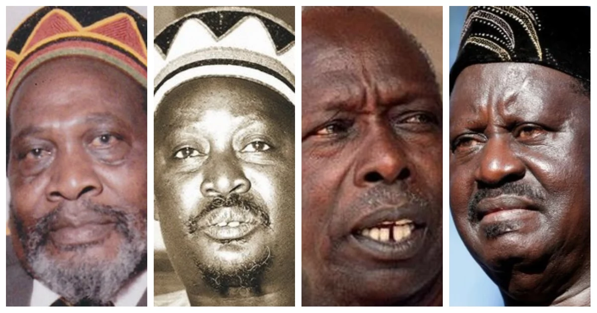 16 politicians who shaped the future of Kenya as we celebrate Jamhuri Day