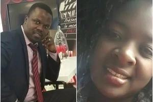 Ajabu: Mwanamke avua nguo kazini mwa mpenziwe (PICHA)