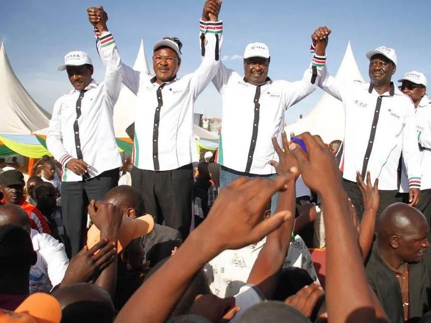 Viongozi wa NASA watii na kukubali kumtambua Uhuru kama rais rasmi wa Jamhuri ya Kenya