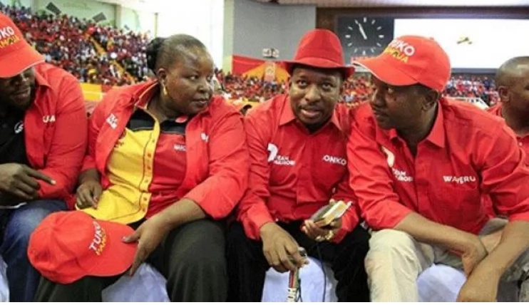 Jubilee is planning to deny me nomination ticket - Sonko