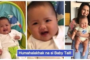Marunong nang tumawa! Pauleen Luna shares video of baby Talitha laughing her heart out while playing