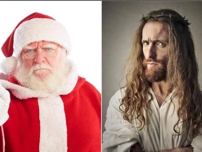 Who Rules Christmas - SANTA Or JESUS? Controversial Board Game Sparks Outrage