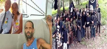 Muling malaya! Norwegian hostage of notorious group Abu Sayyaf gets released