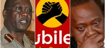 Former Inspector General of Police threatens to ditch Jubilee for KANU