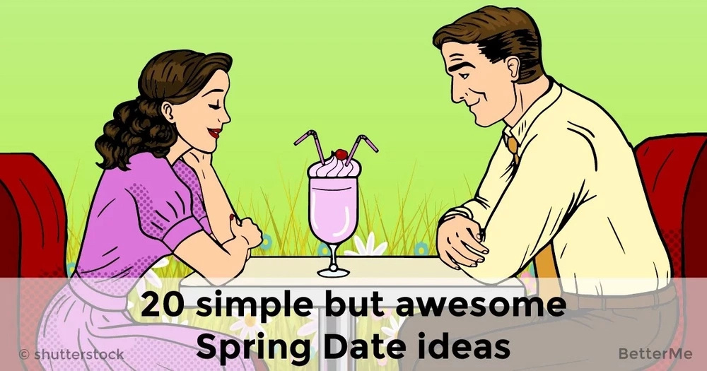 20 simple but awesome Spring Date ideas