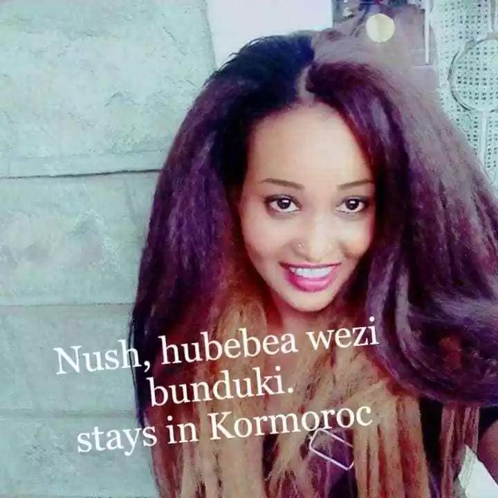 Hessy awamulika majambazi wa kike Nairobi, awaonya wajisalimishe au waangamizwe