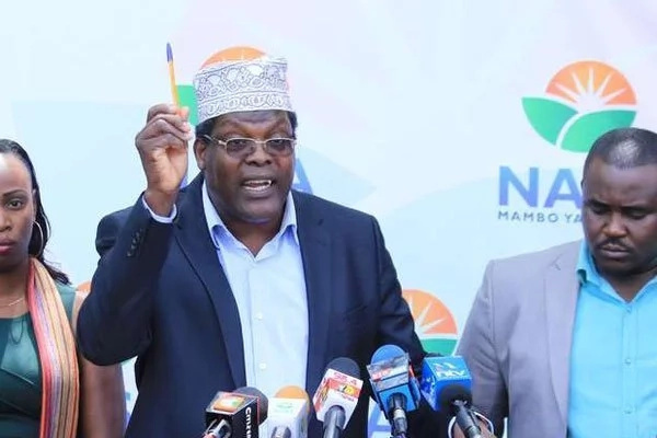 Kenya: Raila Odinga Dismisses Miguna's Claims on David Ndii, Norman Magaya