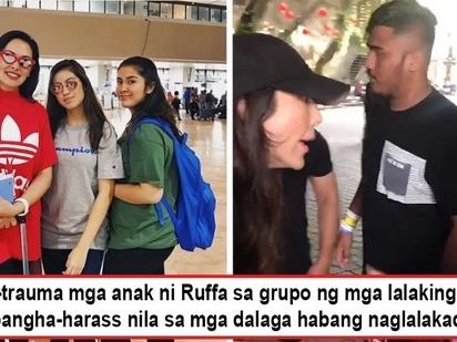 Binastos mga anak nya sa loob mismo ng park! Ruffa Gutierrez's daughters traumatized after being harassed by 'creepy men' inside Malaysian theme park