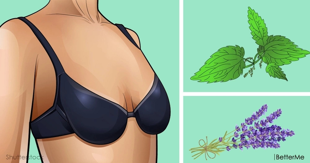 A 2-ingredient home remedy to tighten saggy breasts