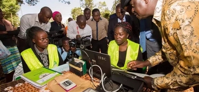 Raila's stronghold comes in SECOND with the highest number of voter registration anomalies