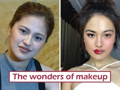 Di siya makikilala! Julie Anne San Jose proves how makeup can completely change one's look to the point of being unrecognized