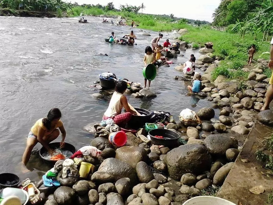 Netizen recalls doing laundry in PH cold springs