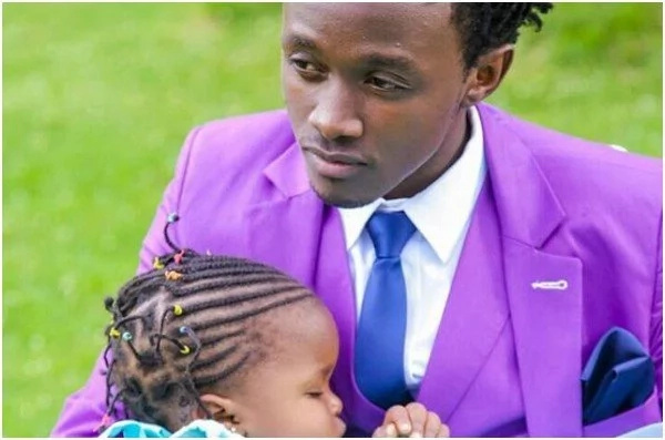 He used and dumped me – mother to Bahati's 2-year old daughter BARES some UNBELIEVABLE allegations against him