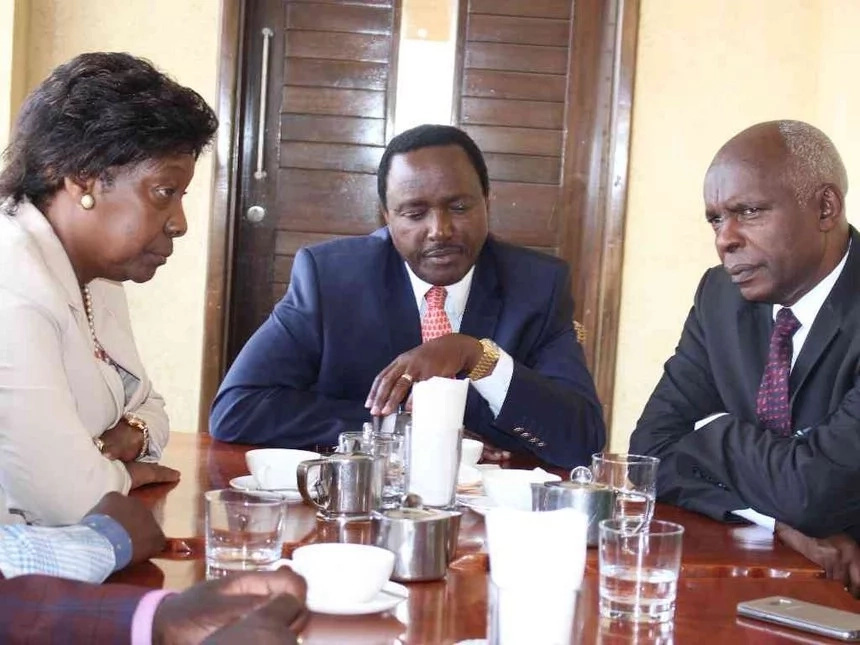Revealed: This is the seat that Charity Ngilu will by vying for in 2017