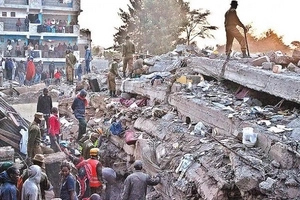 3 more people rescued alive from Huruma collapsed building