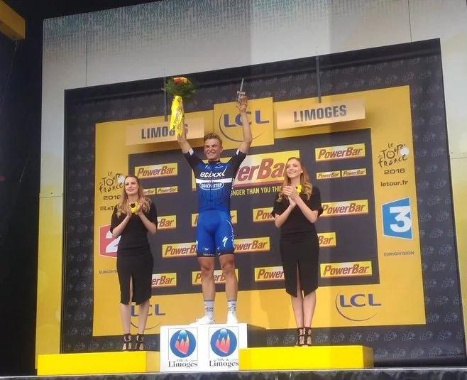 Nairo Quintana cayó un puesto en la general del Tour de Francia