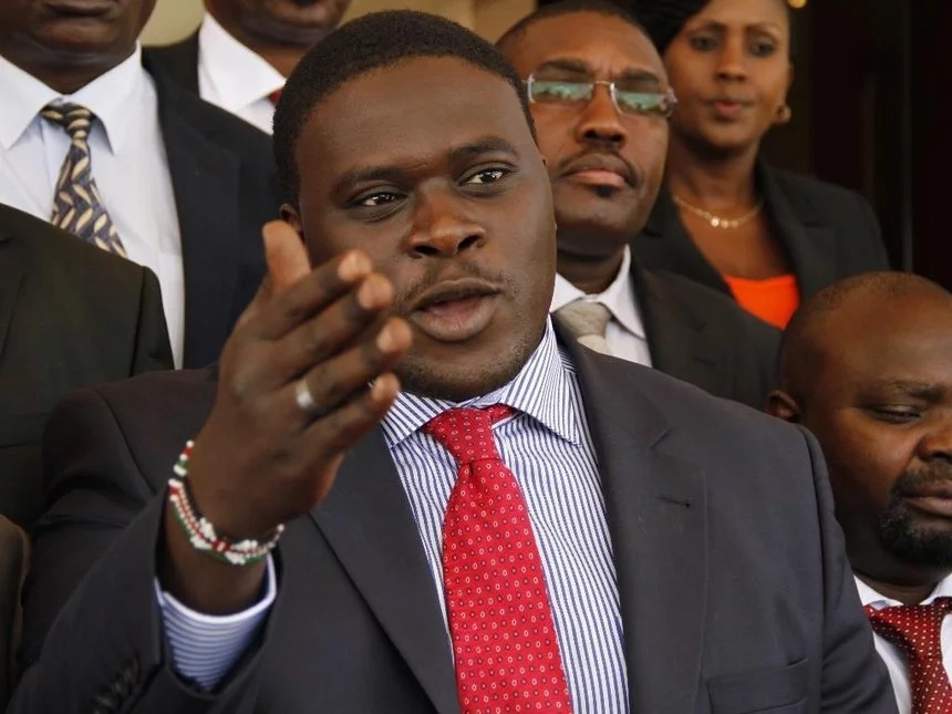 Respected Jubilee senator declares Babu Owino will win if by-election is held in Embakasi East