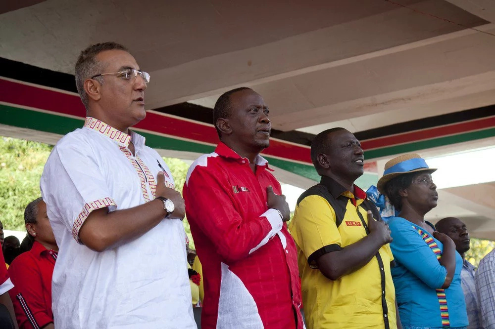 Tourism CS Najib Balala speaks about his 2017 plan