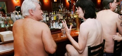 Japan's new naked restaurant bans overweight people and senior citizens