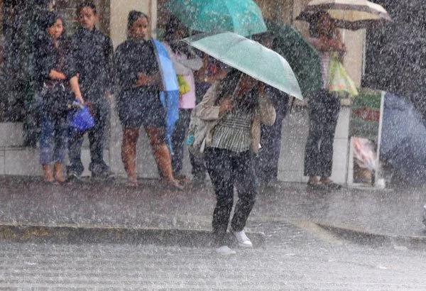 Tropical depression to enter PAR on Tuesday